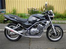 バリオス出品♪ 250ccのマルチもエエな~(笑)