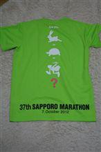 札幌マラソン走ってきました~♪