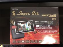 ユピテル GWT77sd