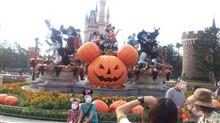 Halloween at TDR