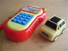携帯電話と車