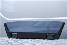 Honda S2000 Wind Deflector / Stopper Light Smoked