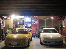 滋賀組のメディックさんガレージを訪問!