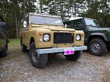 久しぶりの Land Rover Series III Stage 1