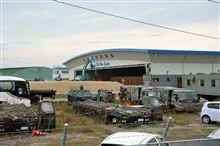 ◆現在のブルーインパルス格納庫-20121019