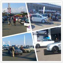 明日は、鈴鹿サーキットでWTCC S耐 ユーロカーズミーティング!!盛りだくさんです♪