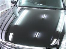 マークⅡブリッド ボディガラスコーティング アークバリア21施工 愛知県豊田市 倉地塗装 KRC