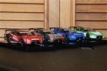 2012 GT500 GT-R参戦車両コンプリート