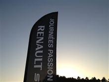ますますRENAULTsportが好きになったJournées passion Renault Sport