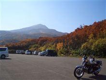 イッパイ着こんで、鳥海山行って来ました。