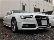 Audi A5 Sportback 後期 エアロ開発致します。