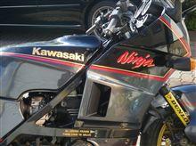 謎だらけのバイク GPZ400Rが入庫! なんか変だな~(笑)