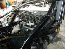 買ったバイクのエンジンが、載せ替えられていた話・・・(悲) GPZ400R