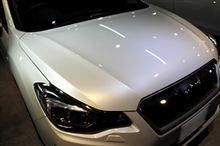 車好きの心を揺さぶるスバル・インプレッサのガラスコーティング【ラディアス湘南】