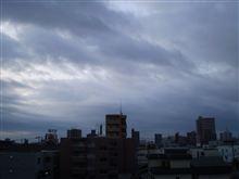 おはようございます、天気は下り坂だけど少し嬉しい日曜日ww