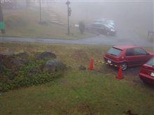 霧の朝、FBM2012当日