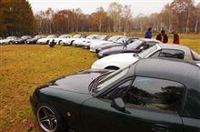 2012.10.28 ロードスターミーティング in 女神湖^^