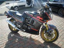 GPZ400R 600ccエンジン疑惑!? 決定的な確証は掴めず・・・(笑)