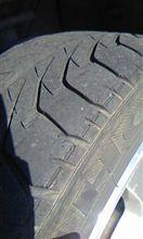 タイヤを考える。。