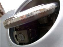 VWエンブレム バックカメラ装着