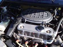 エンジンが良い音に?