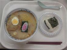 今日の昼食(^-^;