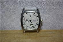 時計も模様替え