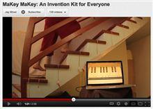階段でピアノが現実に?!
