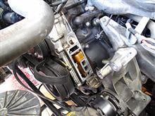 E46 318i オイルフィルターケースオイル漏れ修理