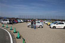 第二回FIAT & ABARTH 500 全国ミーティング 2012 行ってきました!