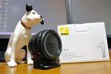 Nikon 1 + FT1 を使ってみた