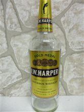 I.W.HARPER  ゴールドメダル ウイスキー