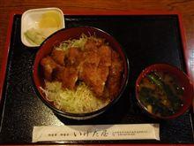 長野のソースカツ丼