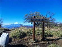 塔ノ岳~丹沢山登山、戸川林道走行