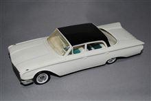 1/24、1960年型、フォード 4ドアセダン、