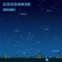 ☆ しし座流星群の極大は・・・ヾ(。・ω・)ノ☆゚
