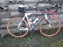北海道の自転車もシーズン終了かな?