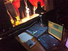 舞台音響。