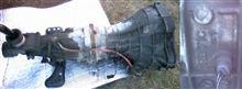 スイカ号解体その2 : HCR32ミッション君が付いてました・・・