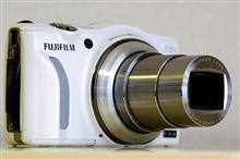 [新コンパクトカメラ投入]フジフイルム・FinePix F770EXR 光学20倍ズーム