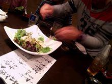 桜鍋 馬肉フルコース〆(しめ!)