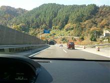 プリウスα 高速道路