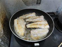 釣った魚は食べる主義です。