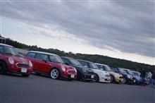 行ってきました!BMW MINI Meeting !!