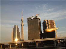 東京駅とか浅草あたり