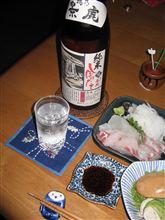 今日のお酒☆越乃景虎 純米しぼりたて生酒
