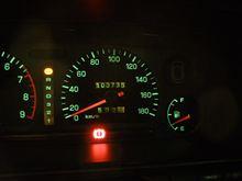 SVXの燃費