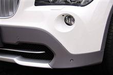 カーボディーラッピング BMW X1/E84