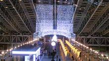 大阪駅の上では