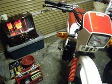 今日は、バイク屋の地味~な仕事。 小ネタを3つ紹介しますネ! (*^-')b